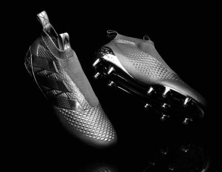Revolucionarias botas sin cordones de adidas