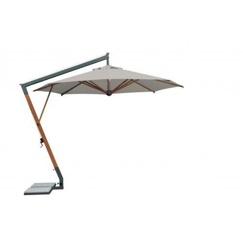 Зонт садовый круглый без волана, Torino Braccio, 3500 мм