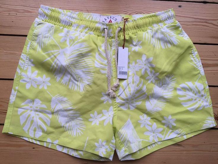 Mens Havacoa Swim Shorts L Large Surf Shorts Authentic New RRP£85