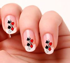 Best 25 vegas nail art ideas on pinterest las vegas nails 20 nail art decals transfers stickers 285 tiger prinsesfo Gallery