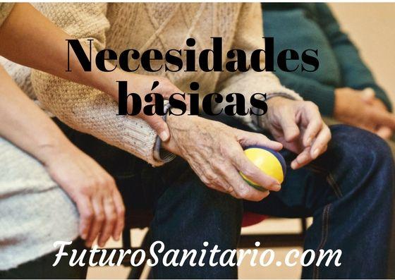 Cualquier persona tiene que satisfacer unas necesidades básicas. A continuación veremos como podemos detectar si son satisfechas correctamente. http://qoo.ly/htqiw  #futurosanitario #pilarlopez #cursos #formaciones #enfermeria