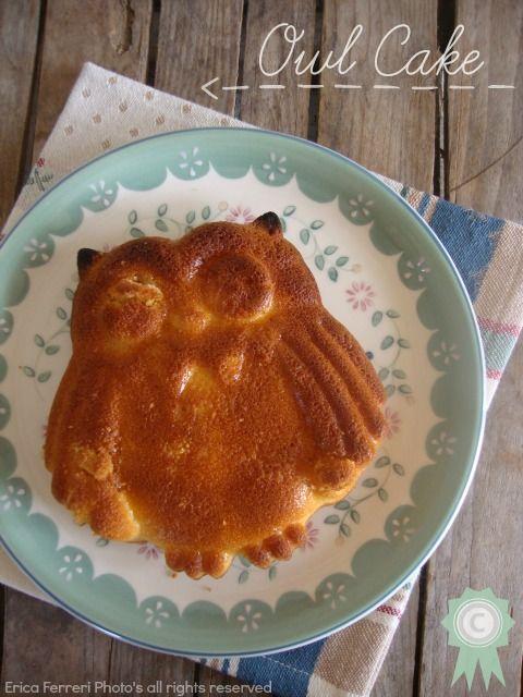 Vanilla cake - Torta alla vaniglia
