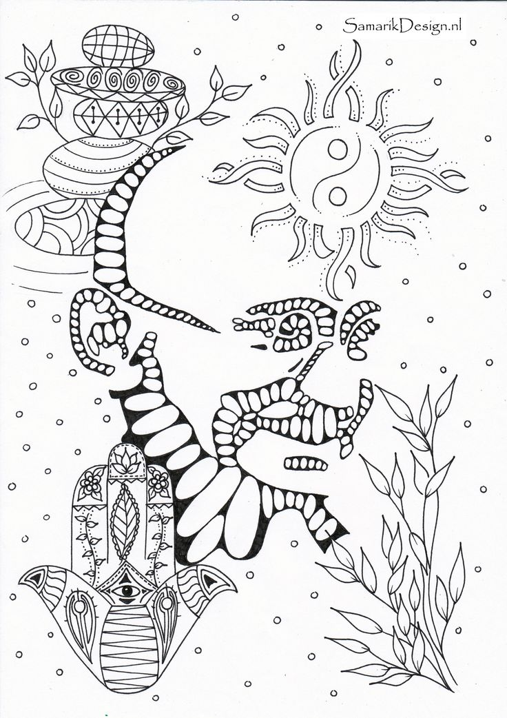 40 best Coloring pages to print