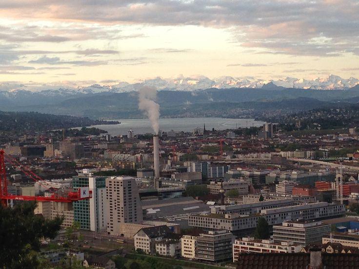 City view, Zürich