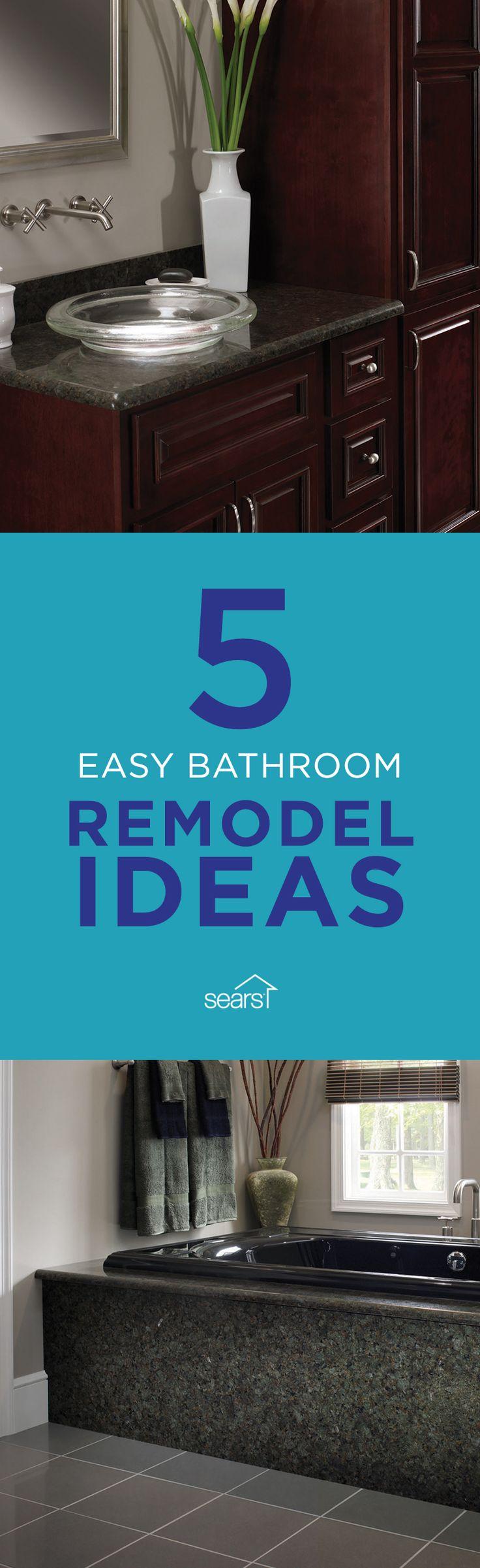 13 best Bathroom Remodel & Renovation images on Pinterest | Bathroom ...