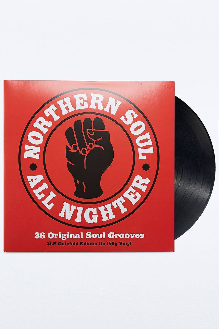 Slide View: 1: Various Artists: Northern Soul All Nighter Vinyl Record