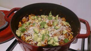 Le coin des gourmandes: One pot pasta à la mexicaine