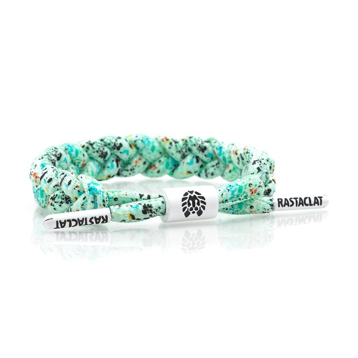 Get in the newest released Rastaclat Shoelace Bracelets around.