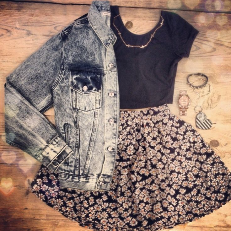 Cute teenage outfits
