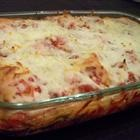 Easy Mouthwatering Baked Ravioli Recipe - Super simple and really good!