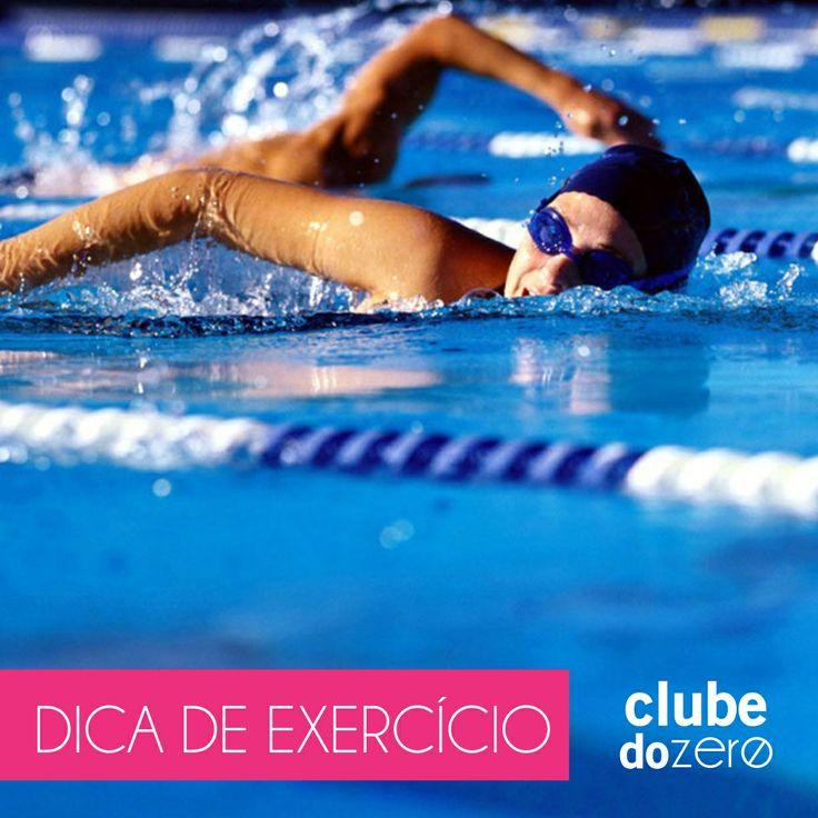 Existem vários benefícios de se praticar natação, é ótimo para todas as idades, auxilia na perda de peso e é um forte aliado contra os problemas respiratórios. Saia da rotina de academias lotadas e corridas intermináveis, inove, vá nadar! #clubedozero #dicadeexercício #saúde #bemestar #dicadoclube #zerogluten #zeroaçucar #zerolactose #bemvindoaoclube #semglutem #semlactose #semaçucar #intolerantes #exercicio #fitness #nataçao #piscina