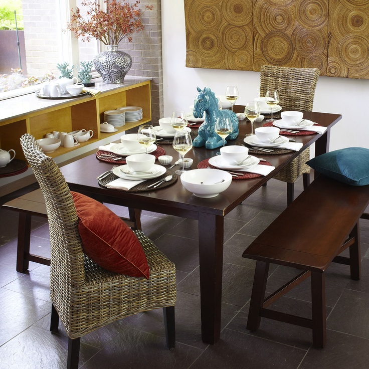 Torrance Dining Table From Pier 1