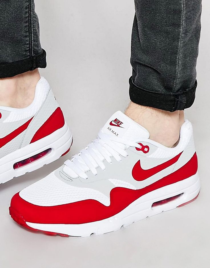 Image 1 - Nike - Air Max 1 Ultra Essential 819476-106 - Baskets
