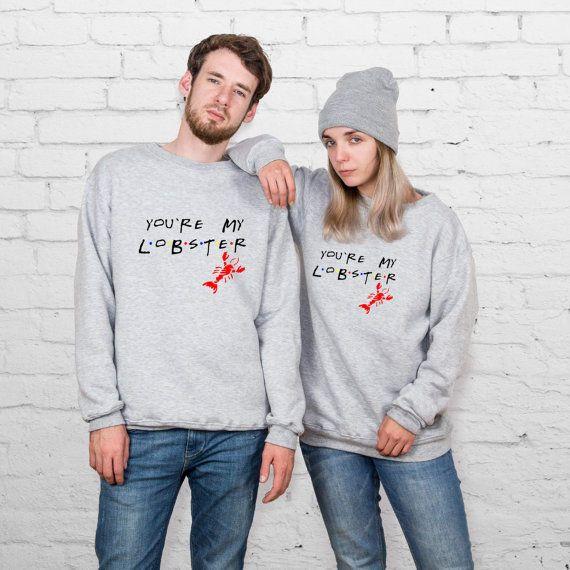Sudaderas de café pareja para pareja suéteres suéteres de amigos mejor que ropa que empareja puentes par divertido Hoodie sudadera YPc019