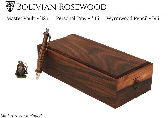 The Wyrmwood Adventurer's Arsenal by Wyrmwood Gaming