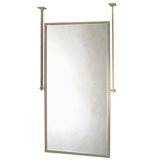 Metropolitan Pivoting Mirror Ceiling Mounted Great For In Front Of A Window Home Sweet 2019 Bathroom