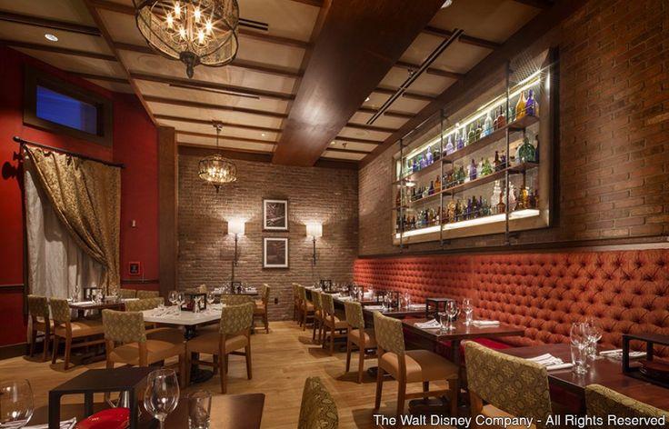 Conforme informou Pam Brandon no blog oficial da Disney foi inaugurado ontem (18 de dezembro de 2014) o restaurante Trattoria al Forno no Disney?s BoardWalk. O estabelecimento...