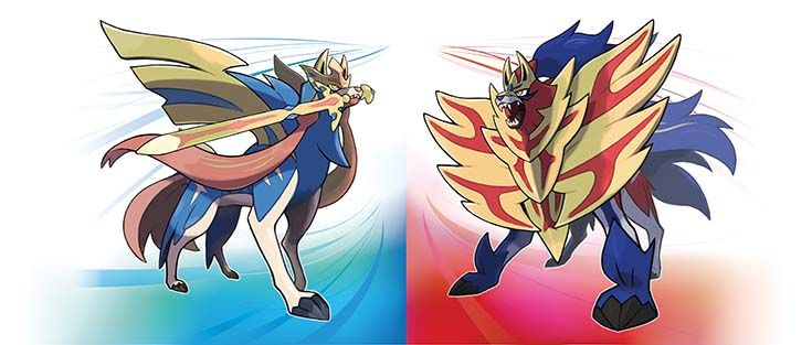 These Legendary Pokémon are shrouded in mystery and are even unknown to those who live in the Galar region. Pokémon Sword and Pokémon Shield are available now! Pikachu, Pokemon Games, Pokemon Party, Nintendo Switch, Super Smash Bros, New Pokemon Starters, Cover Design, Monsters, Swords