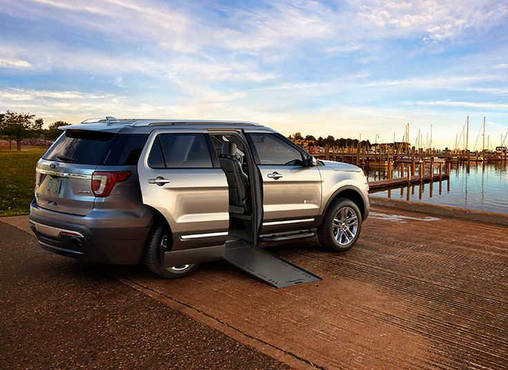 WheelchairAccessible Ford Explorer Is an Alternative to