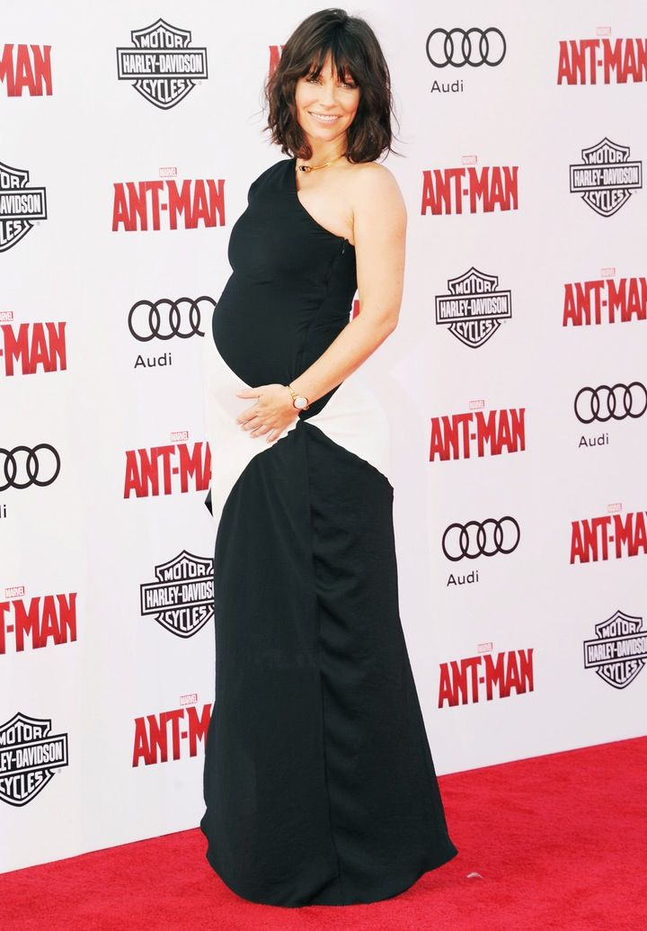 CONGRATS!: Evangeline Lilly Welcomes Baby No. 2 with Longtime Love Norman Kali