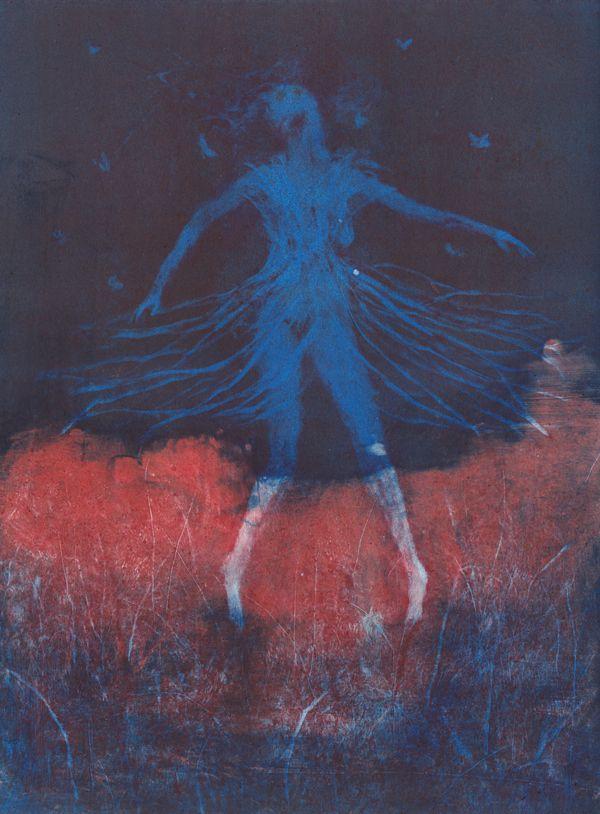Sophie LéCuyer 'Bleu Nuit'                                                                                                                                                                                 Plus