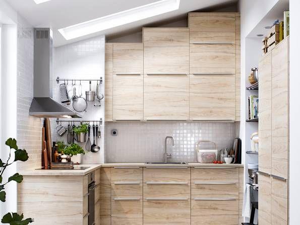 Kleine Küchen: Planen & Gestalten | Küchenrenovierung ...