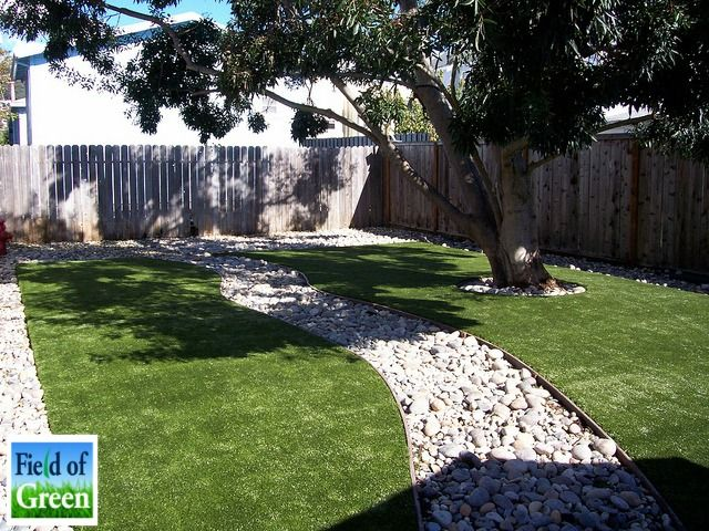 You can install K9 Grass in your backyard to save water and fight pet odors. Our special design makes the grass last and fight odors!