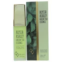 ALYSSA ASHLEY GREEN TEA EDT SPRAY 3.4 OZ