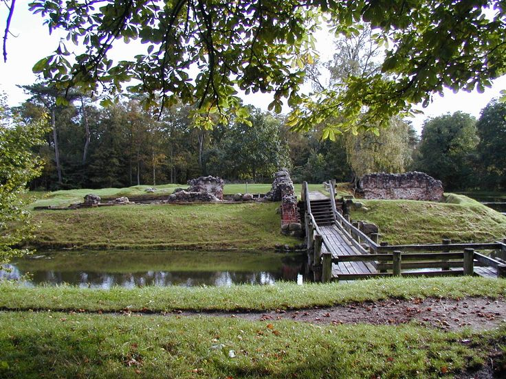 Ruiner - Asserbo Slot - Nationalmuseet