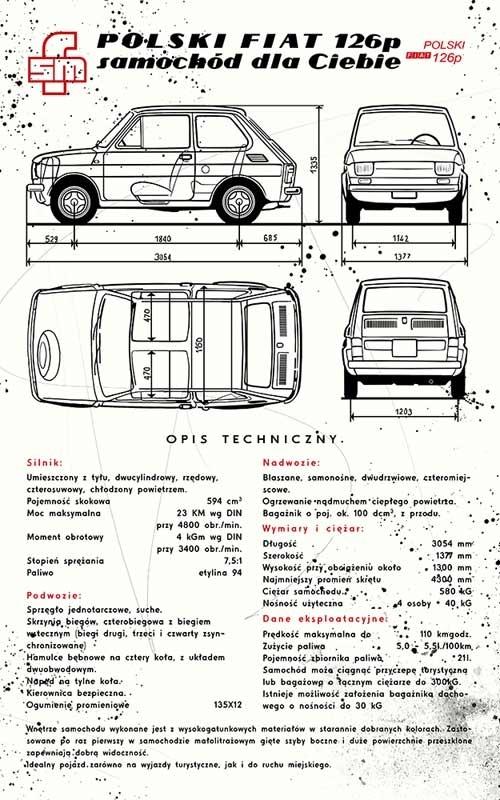 Polish Fiat 126p