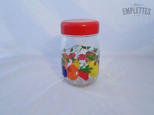 Pot à fleurs Le Parfait #vintage #retro