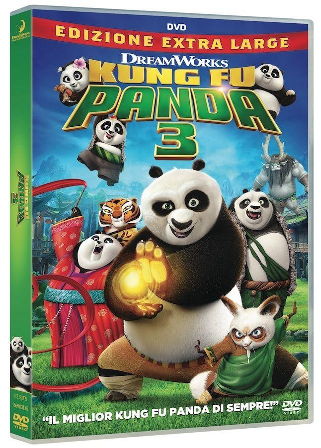 """Kung Fu Panda 3"" Dreamworks"