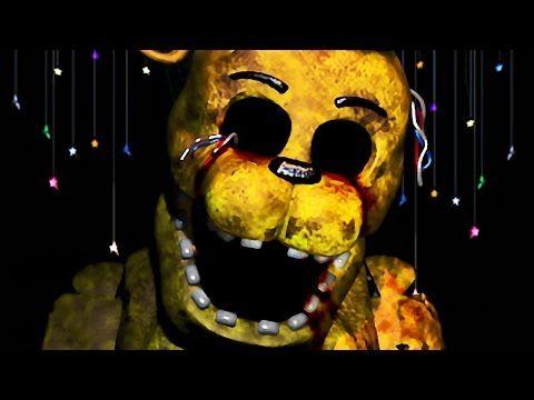 GOLDEN FREDDY'S SECRET | Five Nights at Freddy's 2 - Part 6 (ENDING) - YouTube Markiplier.