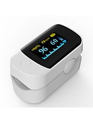 Accurate+FS20D+White+Color+OLED+Fingertip+Pulse+Oximeter+Oximetry+Blood+Oxygen+Saturation+Monitor+with+batteries+–+NZD+$+54.27