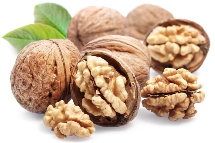 Uno dei più efficaci antiossidanti in natura: le noci!
