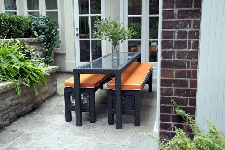 Kayman andrew richard designs balcony furniture for Balcony concept