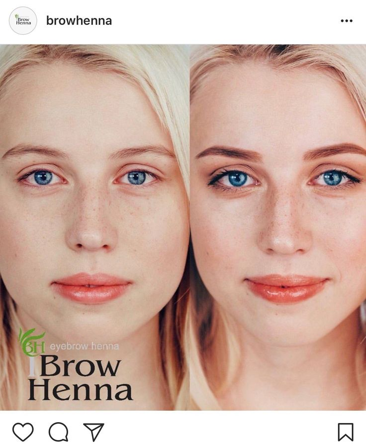 Henna Tattoo Eyebrows: 27 Best BH Brow Henna The Best Organic Tint Images On