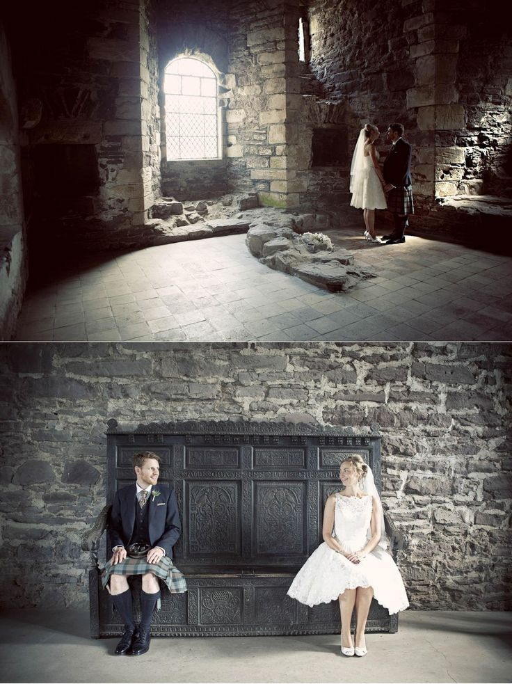 Doune Castle, Stirling.   23 Incredible Places In Scotland Where You Can Get Married