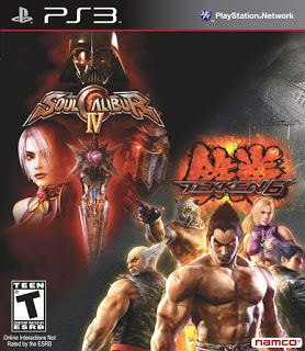 here new news new.blogspot.com: Tekken 6/Soulcalibur 4 Bundle - Playstation 3
