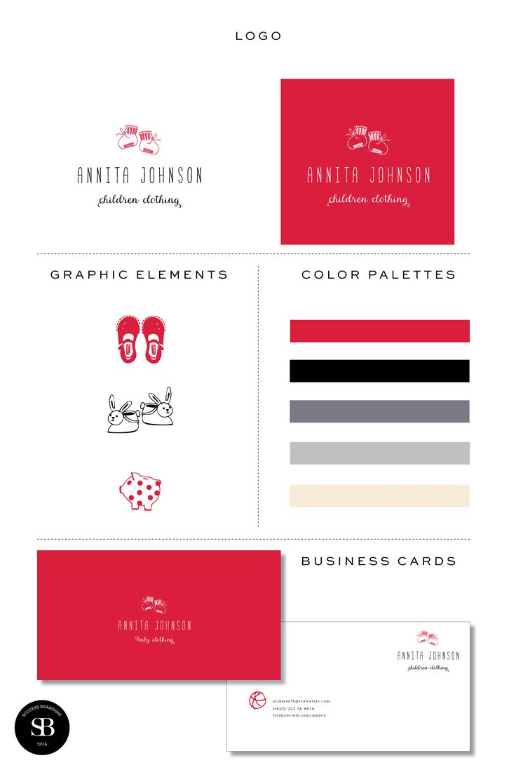 27 Best Brand Kit For Small Business Images On Pinterest Business