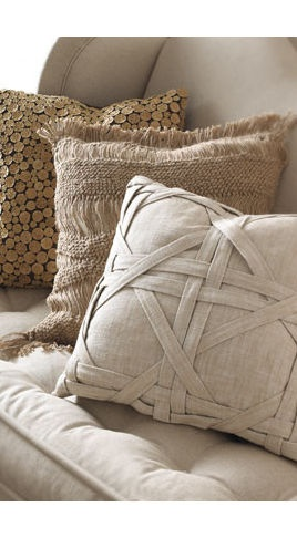 Traditional Pillows - page 2 - I like the woven technique of the front pillow.