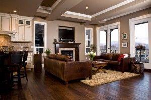 ♡ maple coffee engineered hardwood flooring