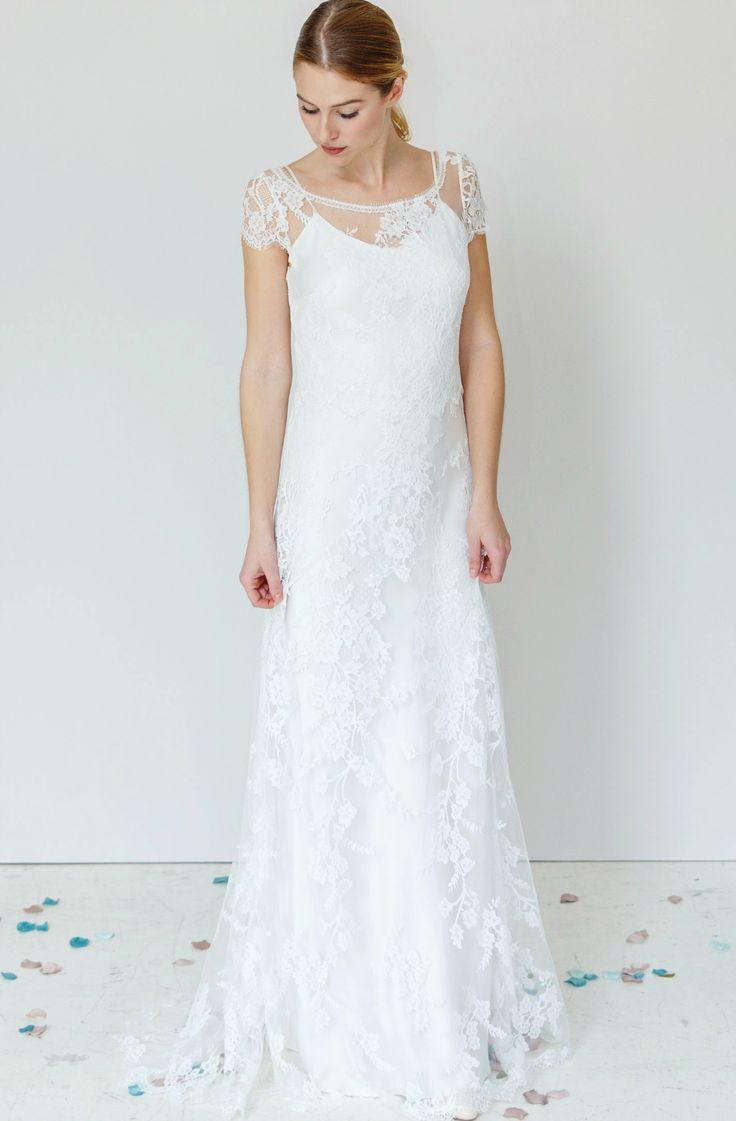 33 best bohemian style wedding dresses images on pinterest florence lace boho wedding dress junglespirit Image collections