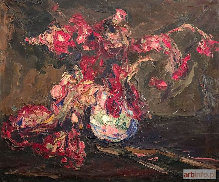 Włodzimierz TERLIKOWSKI ● Kwiaty, 1920 r. ●