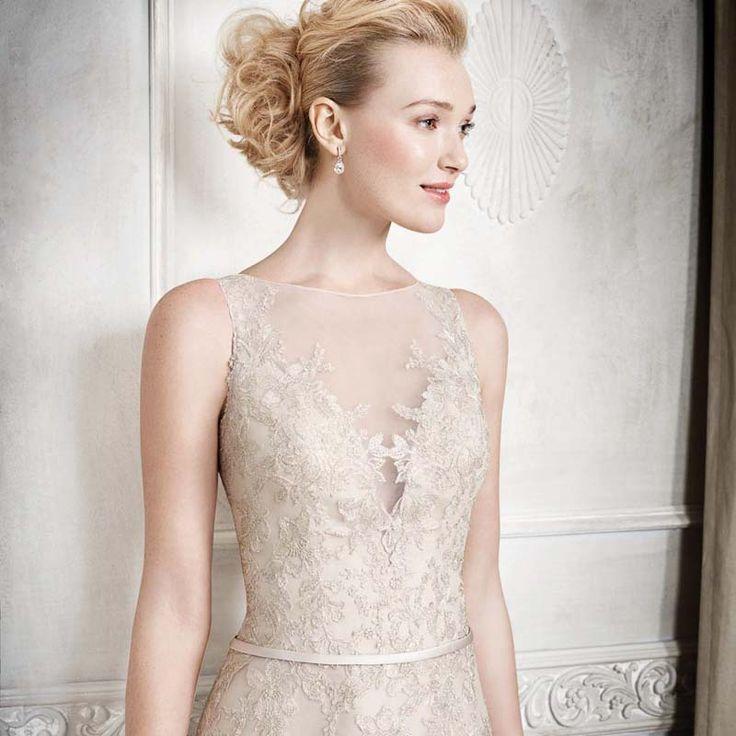 86 best Brautkleider • wedding gowns images on Pinterest | Bridal ...