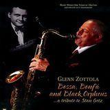 Bossa, Bonfá and Black Orpheus: a Tribute To Stan Getz [CD]