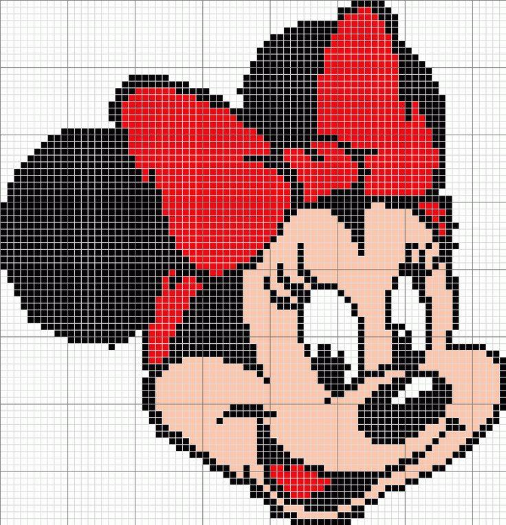 mickey mouse perler bead patterns - Sök på Google