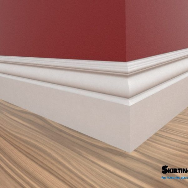 The Victorian skirting board is one of the many perfect profiles for a Victorian or period home style. Please note this shape does not change and will remain the same height on all SkirtingUK height options look at dimension image of heights click here. MDF Skirting Board Period, Period Skirting Boards