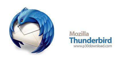 [نرم افزار] دانلود Mozilla Thunderbird v45.7.0  نرم افزار مدیریت ارسال و دریافت ایمیل
