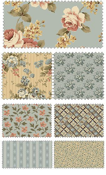 Penelope by Erin Turner for Penny Rose Fabrics